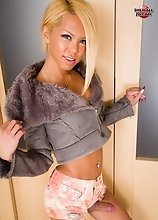 Japanese ladyboy Miran is beautiful and alluring, she loves giving you a good view of just what you want to see.